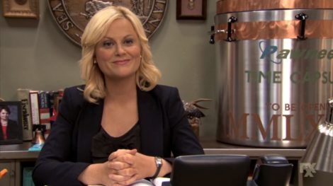 Leslie Knope on YouTube TV